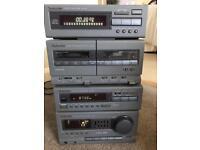 Just reduced - Rare Classic Hi-fi System
