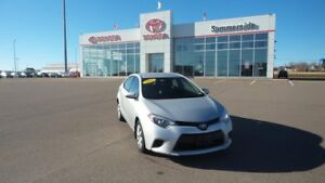 2014 Toyota Corolla LE DRIVE FOR $49.38 WEEKLY! O.A.C