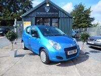 Suzuki Alto 1.0 SZ3 (blue) 2010