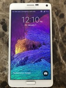 Samsung Galaxy Note 4 freedom Mobile
