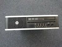 Core i5 HP SFF Desktop 4gb ram 500Gb HDD