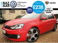 Volkswagen Golf 2.0 TSI ( 210ps ) GTi+ONLY 22K MILES+F/S/H+JUNE 18 MOT+2KEYS