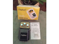 Daphon Overdrive Pedal