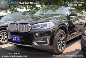 2016 BMW X5 xDrive35i|Navigation|Pano Sunroof