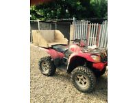 Quadzilla 500cc farm quad