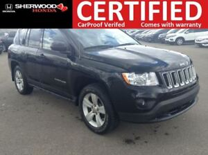 2012 Jeep Compass Sport/North 4X4 | REMOTE START | HEATED SEATS