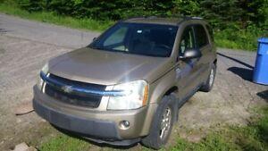2005 Chevrolet Equinox ls VUS