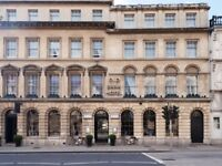 Part Time Night Receptionist/Auditor, Old Bank Hotel - Oxford High Street