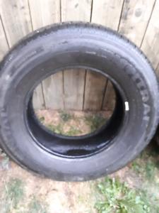 Tires. 265/70/18