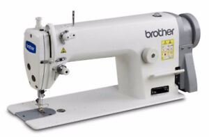 INDUSTRIAL SEWING MACHINES - single needle And  double needle