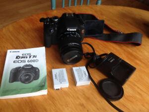 Canon T3i full kit