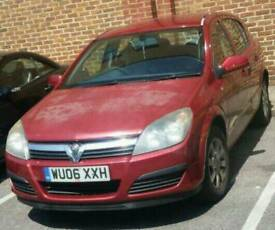 2006 VAUXHALL ASTRA 1.4 CLUB TWINPORT