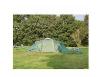 Trespass 8 man tent *brand new
