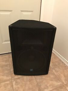 YX15P SPEAKER *EXCELLENT CONDITION* LOUDSPEAKER/AMPLIFIER