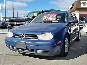 2007 Volkswagen Golf city Hatchback - $4000 price negotiable