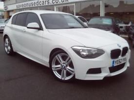 2012 BMW 1 Series 120d M Sport 5dr 5 door Hatchback