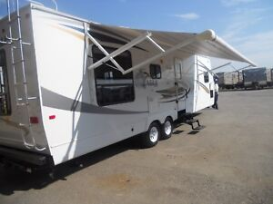 32' Jayco Eagle Trailer 32RL at Cedar Springs Resort N Shuswap