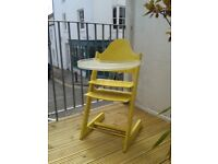 Tripp Trapp Chair and Play Tray for Sale Good condition and great colour