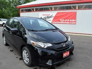 2015 Honda Fit LX 4dr Hatchback