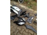 Direct Bikes viper 50cc log book 80cc engine breaking