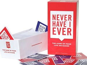 Never Have I Ever Board Game