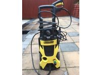 KARCHER PRESSURE WASHER FOR SALE 1800 W. £75 ONLY
