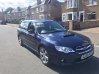 Subaru Legacy 2ltr tdi boxer diesel estate 08reg fsh all main dealer 1 year mot no advisory