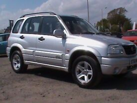 SUZUKI GRAND VITARA 2.0 5 DR SILVER CLICK ON VIDEO LINK FOR A FULL PRESENTATION OF THIS CAR