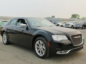 2016 Chrysler 300C Platinum  Special Purchase Chrysler Canada, S