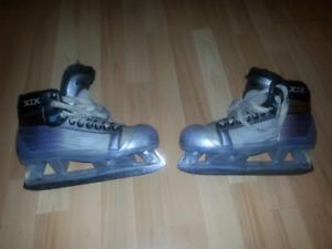 Bauer Vapor Goalie Skates Size 5 1/2