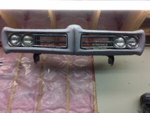 '69 GTO Front End