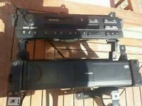 Bmw radio and autochanger