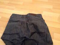Jasper Conran grey jeans