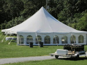 LOCATION CHAPITEAUX TABLES CHAISES DÉCORATIONS PARTY TENT EVENT