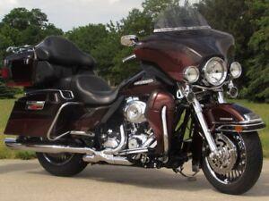 2011 harley-davidson FLHTK Electra Glide Ultra Limited   Over $8