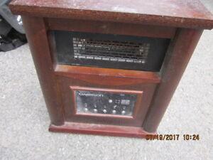 3 Garrison Electric Programable heaters