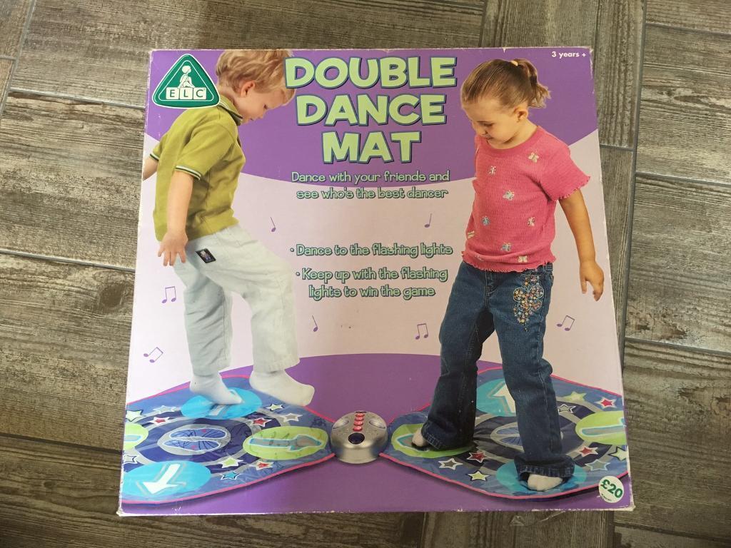 ELC double dance mat