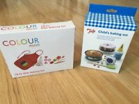 Brand NewTala and Coulour match Childrens Baking sets £5