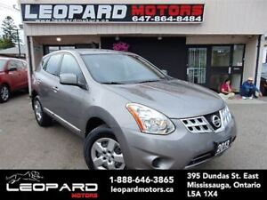 2013 Nissan Rogue S,Back Up Sensors,Bluetooth,One Owner*No Accid