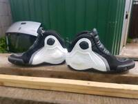Dainese dyno  low boots size uk 9 euro 43