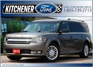 2013 Ford Flex SEL **AWD/HEATED PWR SEATS & MIRRORS/7 PSSNGR