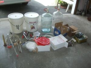 COMPLETE  -  WINE MAKING KIT