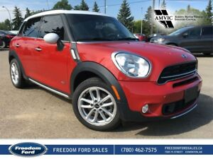 2015 MINI Cooper Countryman Heated Seats, Sunroof