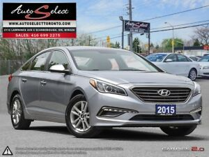 2015 Hyundai Sonata ONLY 80K! **BACK-UP CAMERA** CLEAN CARPROOF
