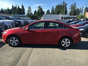 2013 Chevrolet Cruze LT Turbo with Heated Seats and a Rearview C