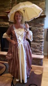 Robe Nouvelle-France et costume pour homme
