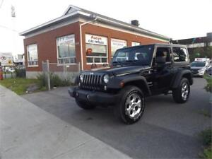 2015 Jeep Wrangler Sport ++++SEULEMENT 91$/SEMAINE ++++