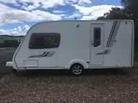 SWIFT CHALLENGER 480 2 BERTH WITH FITTED MOVER. £5950