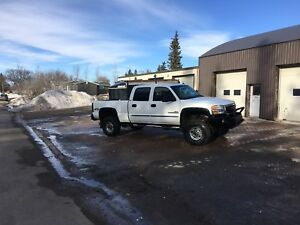 2003 gmc 2500hd duramax