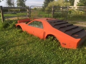 Fiberfab Aztec fiberglass kitcar body (make an offer)